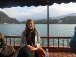 ME on Lake Bled