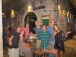 Drunk in Dubrovnik