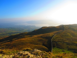 View from Wansfell Pike