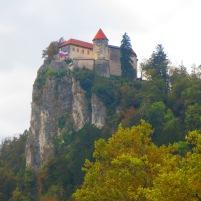 Castle on Lake Bled