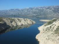 Road to Zadar