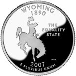 Wyoming Quarter